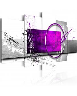 Tableau - Purple Expression