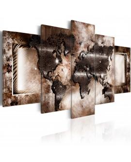 Tableau - Platinum map