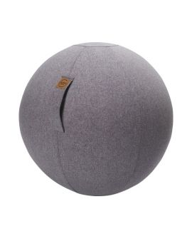 Sitting Ball Felt Gris - JUMBO BAG