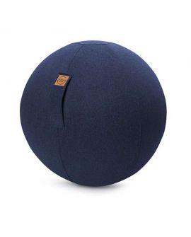 Sitting Ball Felt Bleu foncé - JUMBO BAG