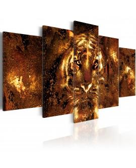 Tableau - Golden Tiger