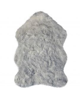 TAPIS FREJA FAUX FUR COPENHAGEN 82% Acrylic, 18% Polyester NATURAL