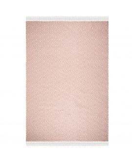 TAPIS MALMO RECYCLED SIGRID 100% Polyester BLUSH PINK