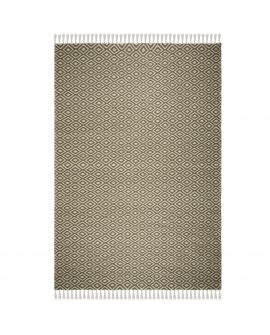 TAPIS MALMO RECYCLED SIGRID 100% Polyester GREEN