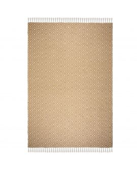 TAPIS MALMO RECYCLED SIGRID 100% Polyester OCHRE