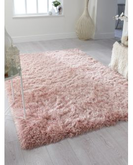 TAPIS SIMPLICITY DAZZLE DAZZLE POLYESTER BLUSH PINK