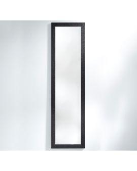 Miroir KYO HALL Modern Rectangle Noir 49,3x184,3 cm