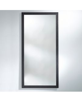 Miroir KYO XL Modern Rectangle Noir 89,3x184,3 cm