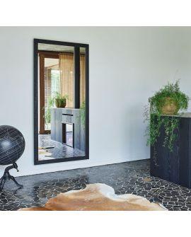 Miroir KYO XL Modern Rectangle Noir 89,3x184,3 cm