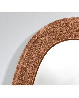 Miroir ETNA Modern Ovale Bronze 89x170 cm
