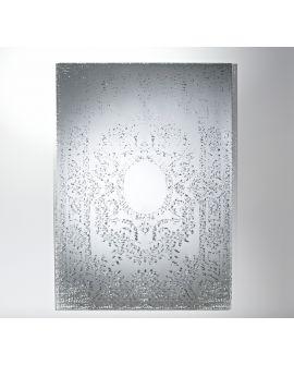 Miroir contemporain OXIDE