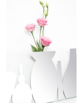 Miroir Contemporain FLOWER