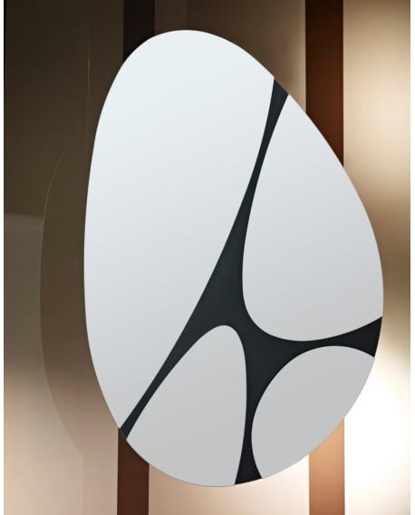 Miroir Oval Rotatif Contemporain PEBBLES