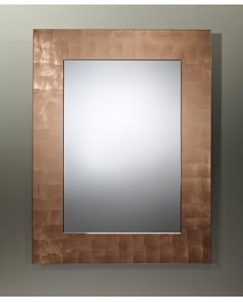 Miroir BASIC RECTANGULAIRE COPPER / CUIVRE