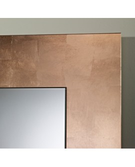 Miroir BASIC HALL COPPER / CUIVRE