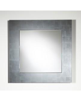 Miroir BASIC SQUARE SILVER / ARGENT
