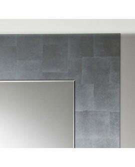 Miroir BASIC RECTANGULAIRE SILVER / ARGENT