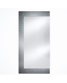 Miroir BASIC WING SILVER / ARGENTE Modern Traditionnel Rectangulaire 66,5x160 cm