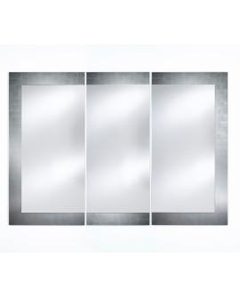 Miroir BASIC WING SILVER / ARGENTE