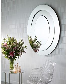 Miroir Ovale SATURN