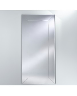 Miroir encadré Sempre XL Rectangle 94 X 198