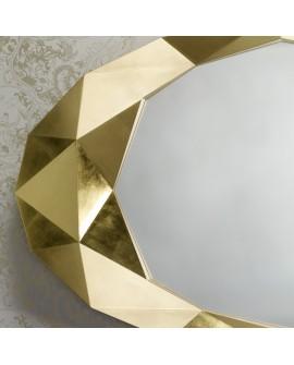 Miroir Moderne PRECIOUS GOLD