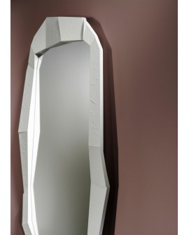 Miroir Moderne SHIFT WHITE