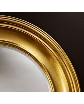 Miroir Contemporain CLARA GOLD