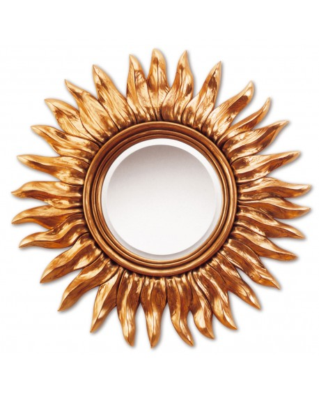 Miroir SUN GOLD