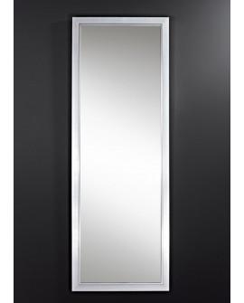 Miroir BREMEN HALL Traditionnel Classique Rectangulaire Argenté 49x139 cm