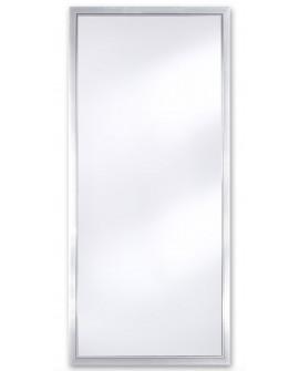 Miroir BREMEN XL Traditionnel Classique Rectangulaire Argenté 75x170 cm