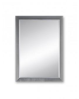Miroir BREMEN DARK S Traditionnel Classique Rectangulaire Noir 45x60 cm