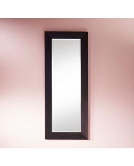 Miroir VALENCIA HALL Traditionnel Classique Rectangulaire Wengé 61x151 cm