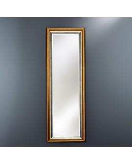 Miroir STRASBOURG GOLD RECTANGLE