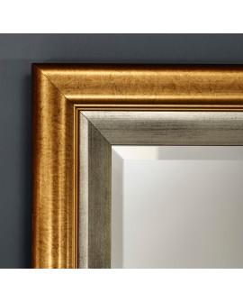 Miroir STRASBOURG GOLD XL