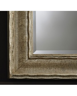 Miroir SALZBURG SILVER XL