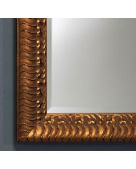 Miroir POTSDAM GOLD HALL