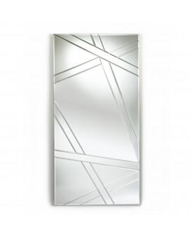 Miroir DESIGN NEST Modern Contemporain Rectangulaire Naturel 75x150 cm