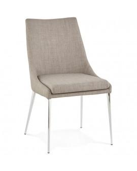 Chaise design BOXER GREY 50x61x87 cm