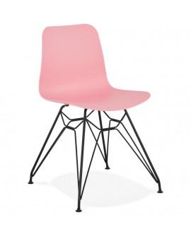 Chaise design FIFI PINK 47x49x83 cm