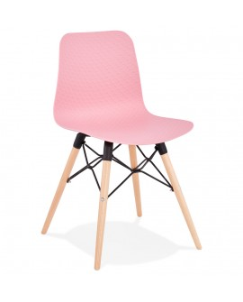 Chaise design GINTO PINK 46x47x80 cm