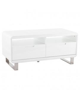 Meuble TV KUBO WHITE 45x100x47 cm
