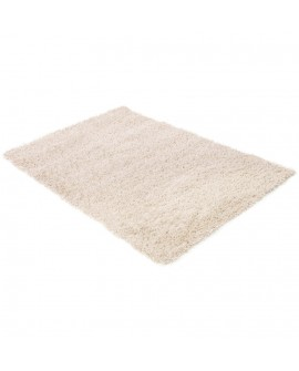 Tapis design COZY CREAM 120x170x1 cm