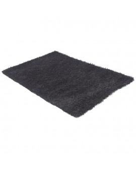 Tapis design COZY BLACK 120x170x1 cm