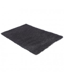 Tapis design COZY BLACK 160x230x1 cm