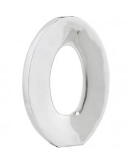 Accessoire déco design RING ALU 5x27x38 cm