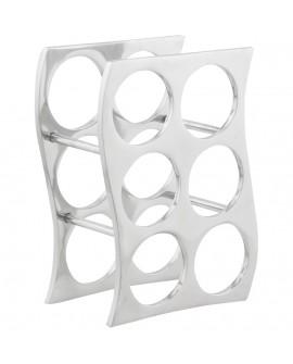 Accessoire déco design SIX ALU 24x32x14 cm
