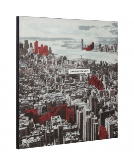 Accessoire déco design VIEW DIVERS 4x100x100 cm