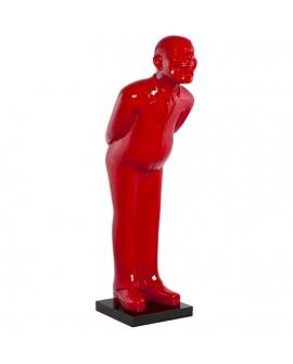Accessoire déco design GROOM RED 50x77x160 cm