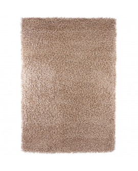 Tapis design COZY BROWN 290x200x3 cm